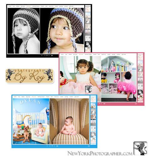 Manhattan Baby Photography Studio