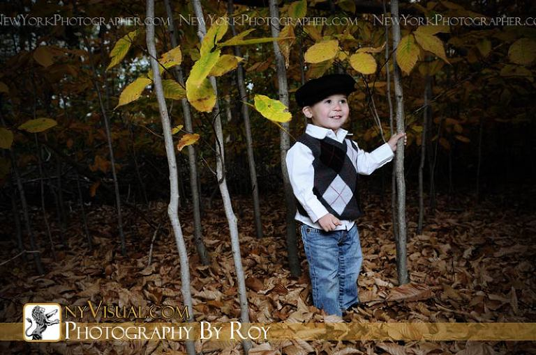 Fall Portraits at the Park