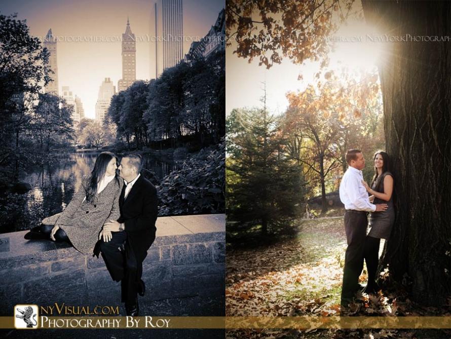 Engagement Portraits, NYC