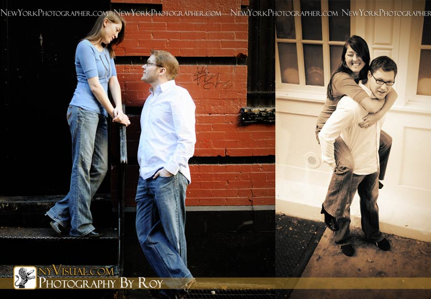 NYC Couple Portraits