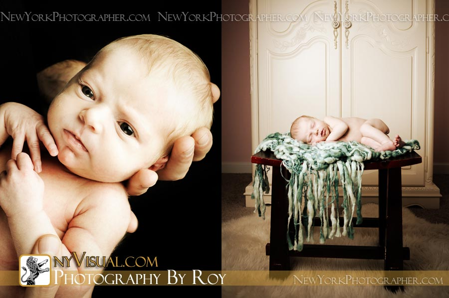 New jersey newborn photography session at home