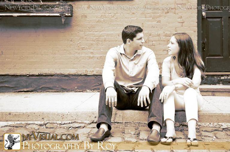 Engagement Photographer NYC