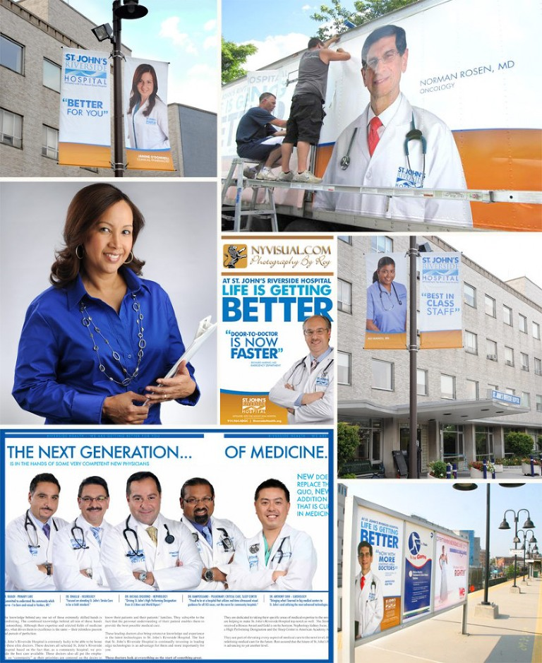 Medical Headshots - Commercial Photography NYC