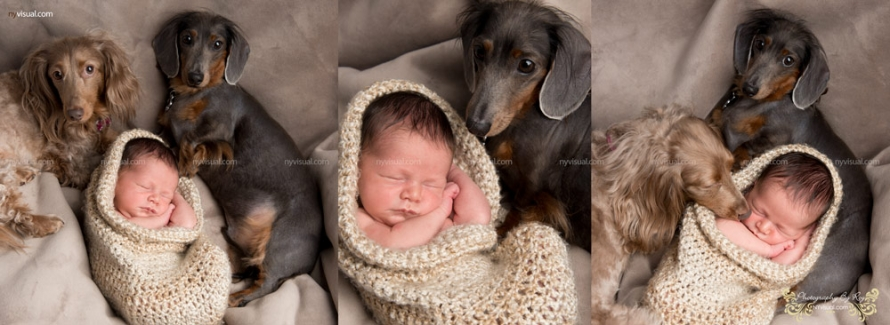 Home session - Newborn Photography