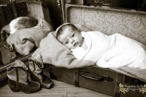 Tribeca Newborn photography NYC