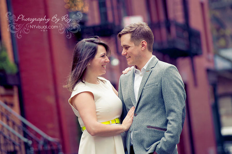 West Village Engagement NYC