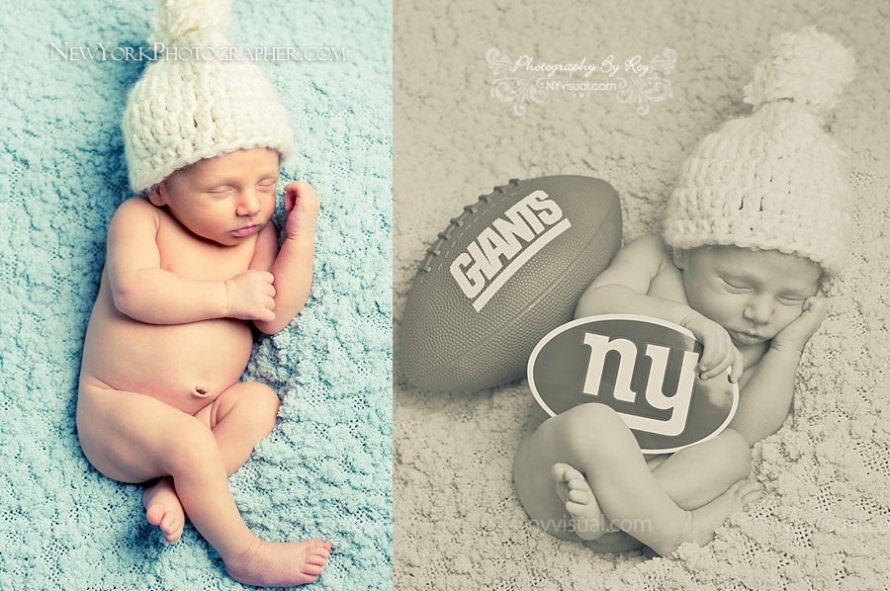 New York Photographer - Giants Football