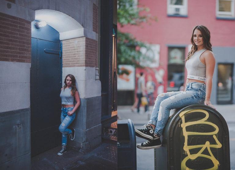 Senior Portraits New York City